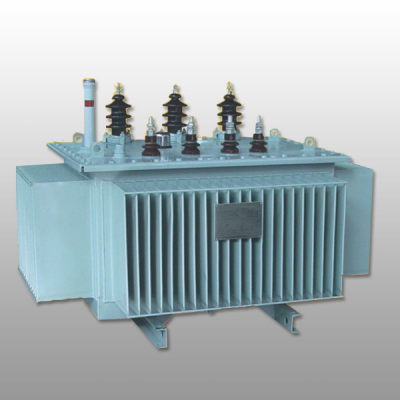 Overload Oil-Immersed Amorphous Alloy Transformer yang tinggi
